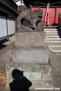 八幡神社(北葛飾郡杉戸町清池)15