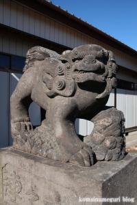 八幡神社(北葛飾郡杉戸町清池)16