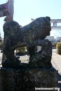八幡神社(北葛飾郡杉戸町清池)13