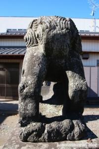 八幡神社(北葛飾郡杉戸町清池)14