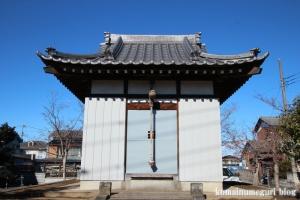 八幡神社(北葛飾郡杉戸町倉松)4