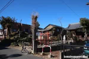 諏訪神社(北葛飾郡杉戸町倉松)1