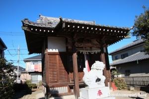 諏訪神社(北葛飾郡杉戸町倉松)10