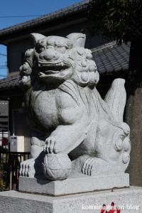 諏訪神社(北葛飾郡杉戸町倉松)7