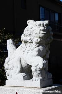 諏訪神社(北葛飾郡杉戸町倉松)8