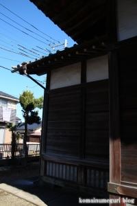 諏訪神社(北葛飾郡杉戸町倉松)11