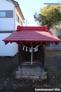 香取神社(北葛飾郡杉戸町倉松)7