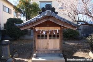 香取神社(北葛飾郡杉戸町倉松)9