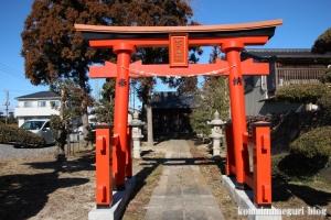 若宮八幡神社(南埼玉郡宮代町中島)5