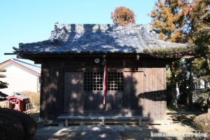 若宮八幡神社(南埼玉郡宮代町中島)7