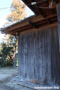若宮八幡神社(南埼玉郡宮代町中島)9