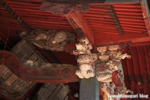 北口本宮冨士浅間神社(山梨県富士吉田市上吉田)87