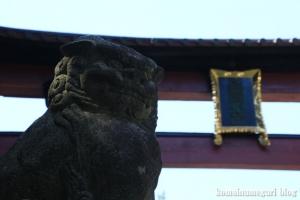北口本宮冨士浅間神社(山梨県富士吉田市上吉田)89