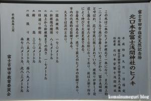 北口本宮冨士浅間神社(山梨県富士吉田市上吉田)46