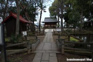 内谷氷川神社(さいたま市南区内谷)5