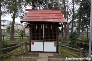 内谷氷川神社(さいたま市南区内谷)6