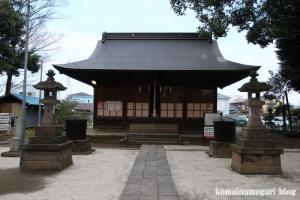 内谷氷川神社(さいたま市南区内谷)8