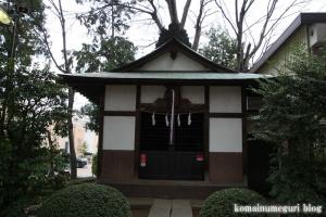 内谷氷川神社(さいたま市南区内谷)13