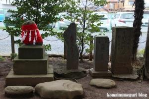 内谷氷川神社(さいたま市南区内谷)16