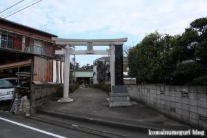 美女木八幡神社(戸田市美女木)1