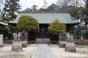 美女木八幡神社(戸田市美女木)10