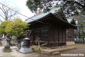 美女木八幡神社(戸田市美女木)11