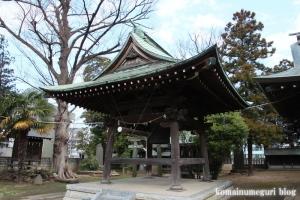 美女木八幡神社(戸田市美女木)20