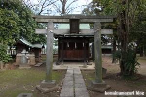 美女木八幡神社(戸田市美女木)23