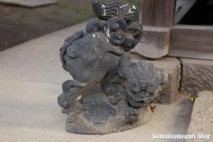 美女木八幡神社(戸田市美女木)27