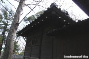 美女木八幡神社(戸田市美女木)30