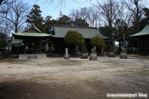 美女木八幡神社(戸田市美女木)64