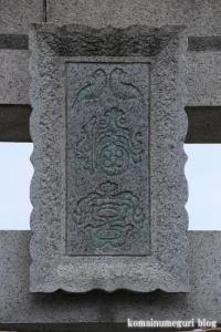 美女木八幡神社(戸田市美女木)4