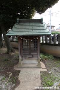 美女木八幡神社(戸田市美女木)8