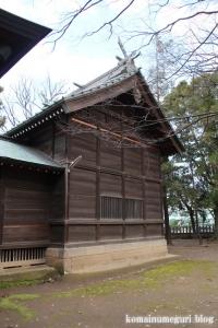 美女木八幡神社(戸田市美女木)12