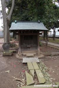 美女木八幡神社(戸田市美女木)13