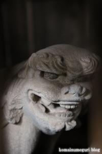 美女木八幡神社(戸田市美女木)15