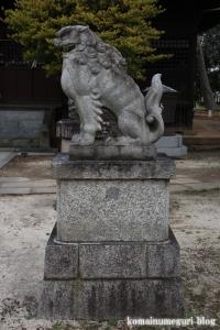 美女木八幡神社(戸田市美女木)41