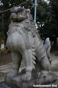 美女木八幡神社(戸田市美女木)42