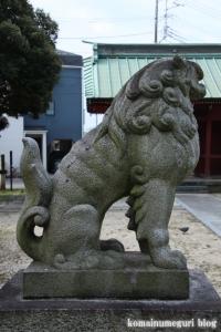 美女木八幡神社(戸田市美女木)43
