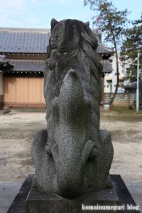 美女木八幡神社(戸田市美女木)44