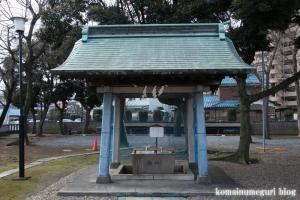 新曽氷川神社(戸田市氷川町)6