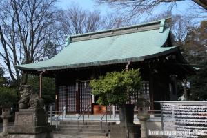 新曽氷川神社(戸田市氷川町)11