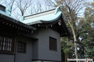 新曽氷川神社(戸田市氷川町)12
