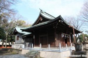 新曽氷川神社(戸田市氷川町)17