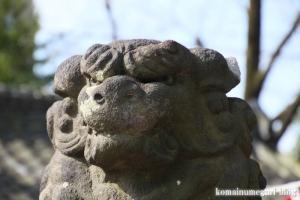新曽氷川神社(戸田市氷川町)28