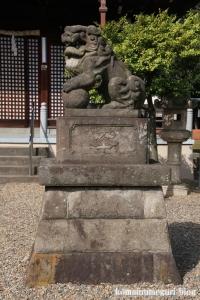 新曽氷川神社(戸田市氷川町)19