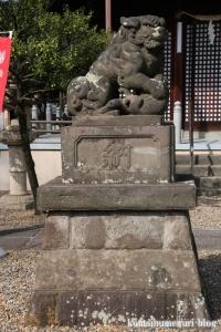 新曽氷川神社(戸田市氷川町)23