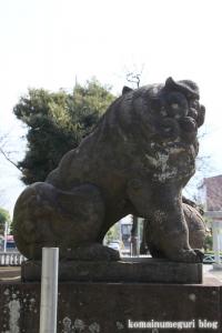 新曽氷川神社(戸田市氷川町)21