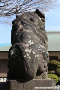 新曽氷川神社(戸田市氷川町)26