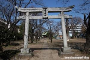 春日神社(蕨市錦町)3